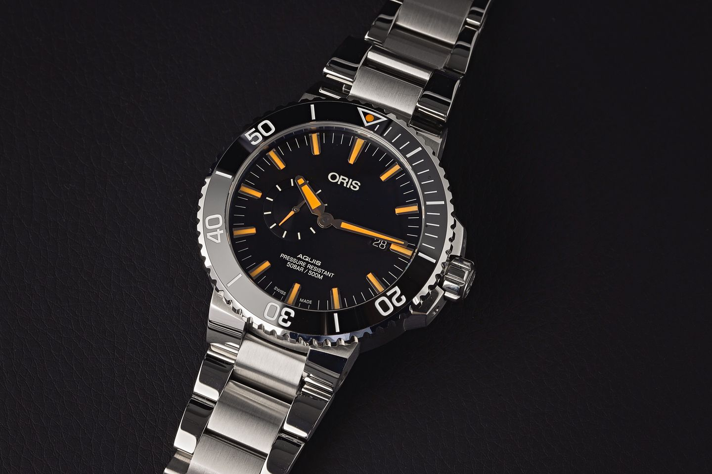 Oris Dive Watch Collections Guide Aquis
