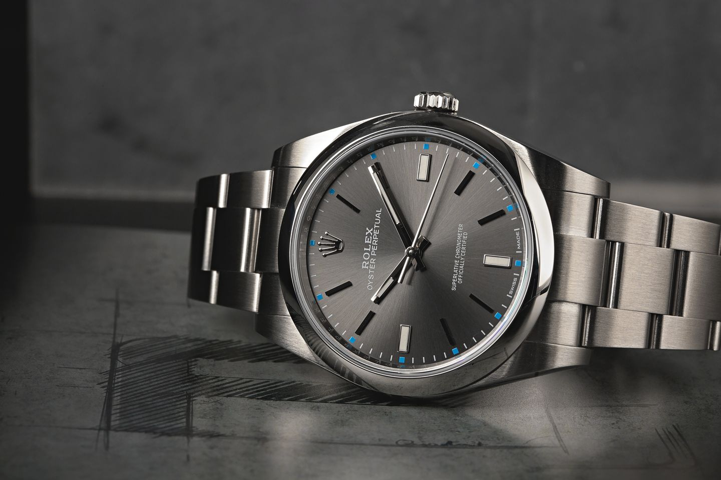Rolex Oyster Perpetual sports watch