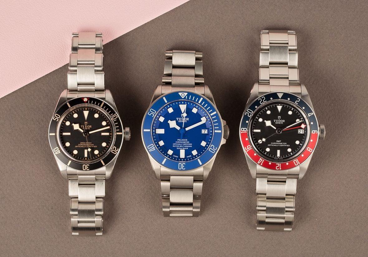 Tudor Watches History Black Bay Pelagos