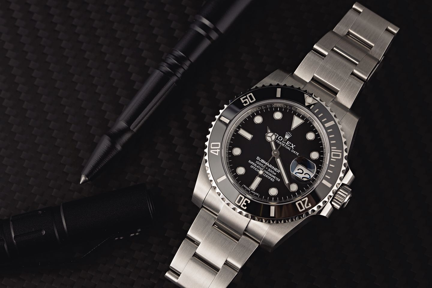 Rolex Tool Watches - Submariner Black