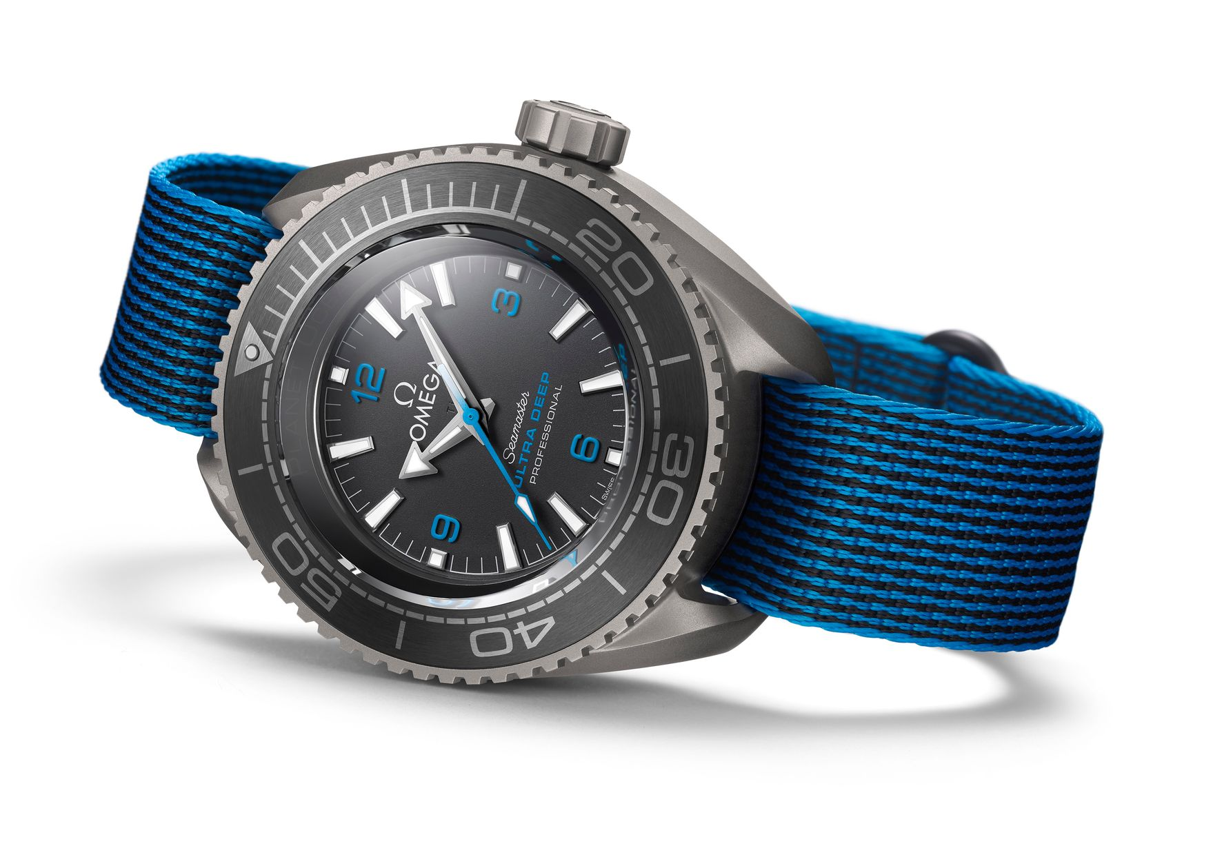 Seamaster Planet Ocean Ultra Deep