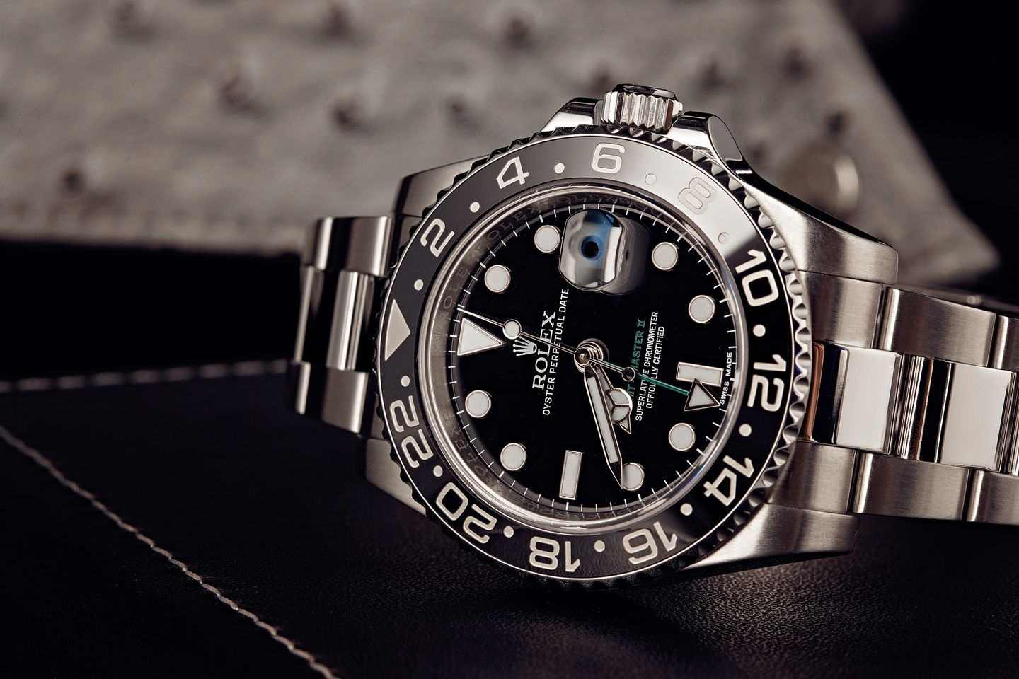 pre-owned rolex gmt