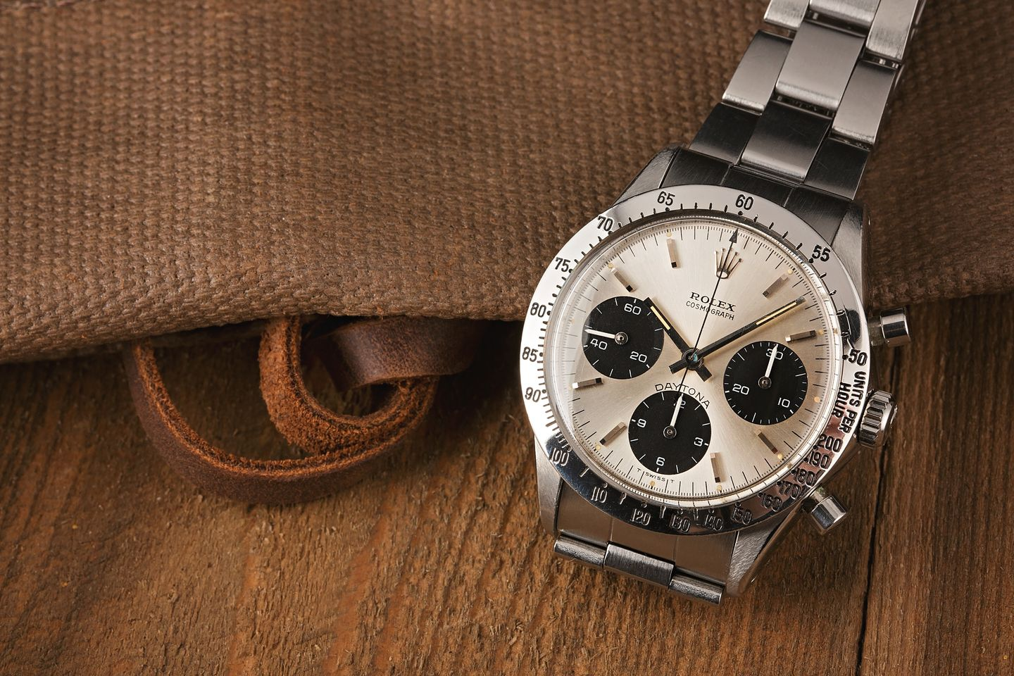 How Does a Watch Auction Work? vintage Daytona rolex