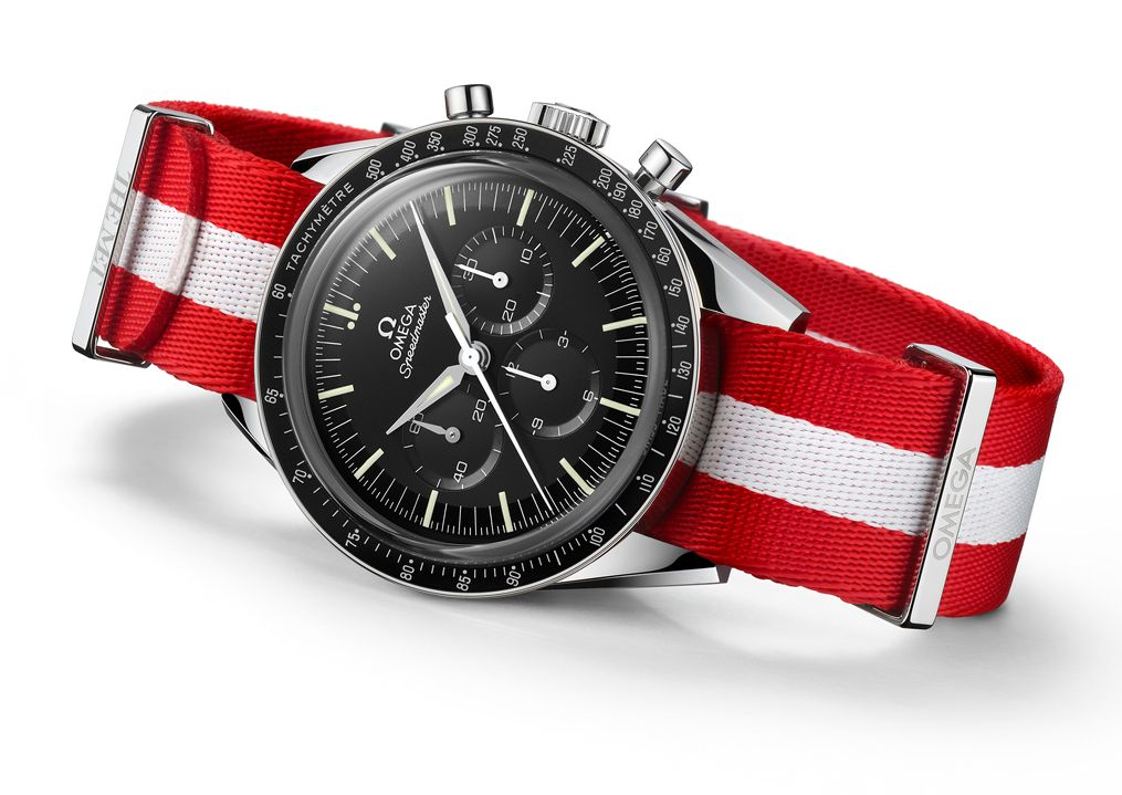 Omega Watches Speedmaster MET Edition
