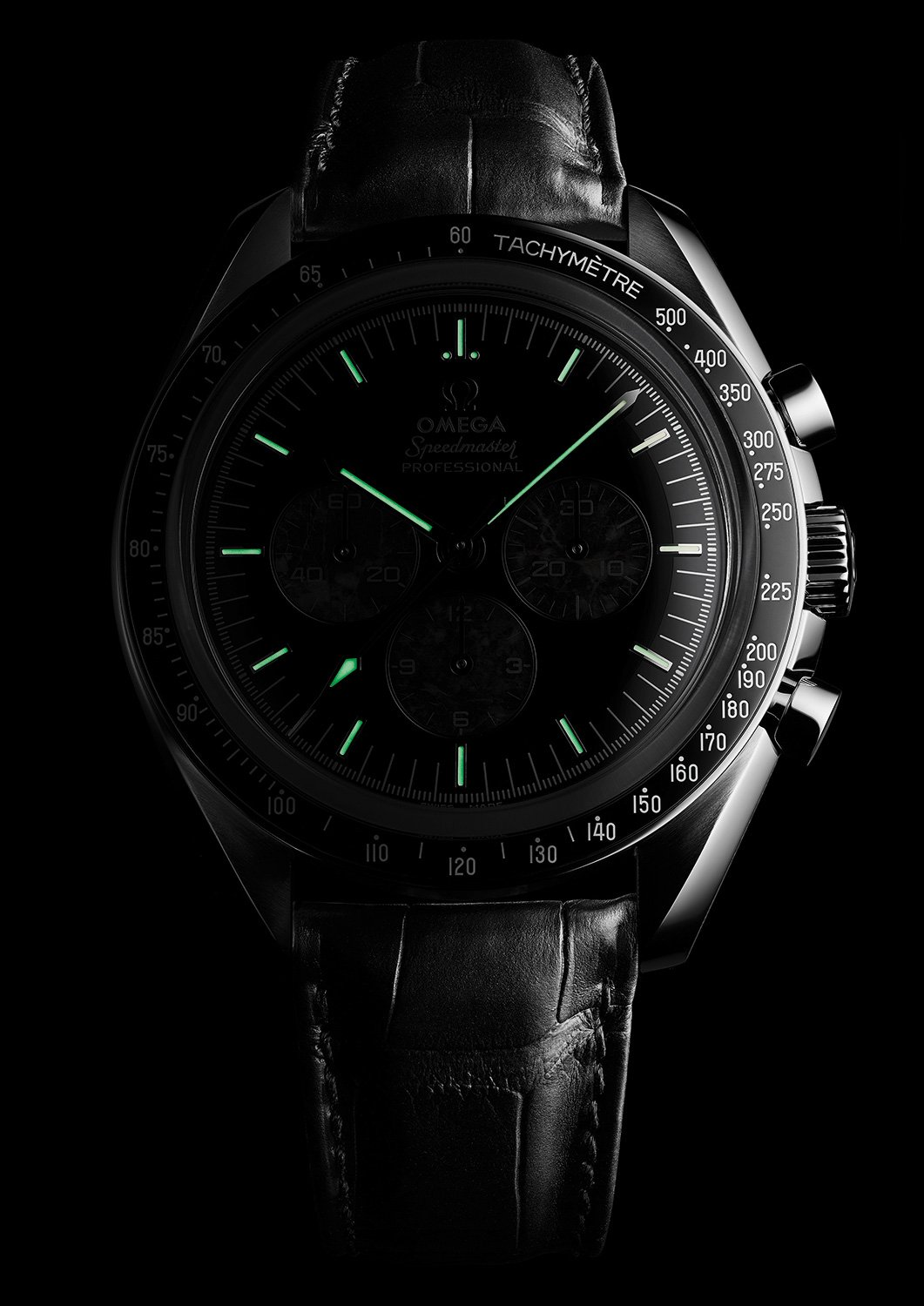 Omega Speedmaster Moonwatch 321 Platinum