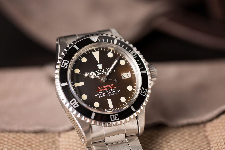 Rolex DRSD Sea-Dweller 1665
