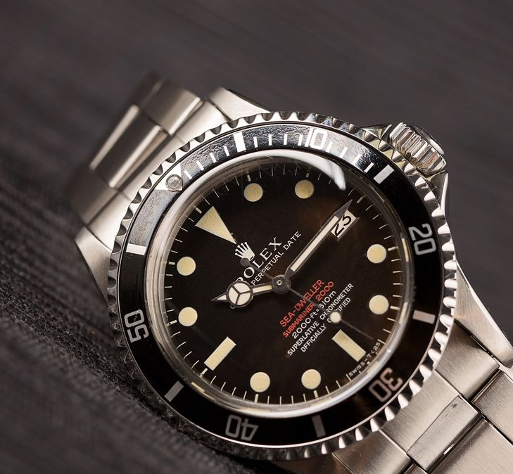 Rolex Double Red Sea-Dweller 1665