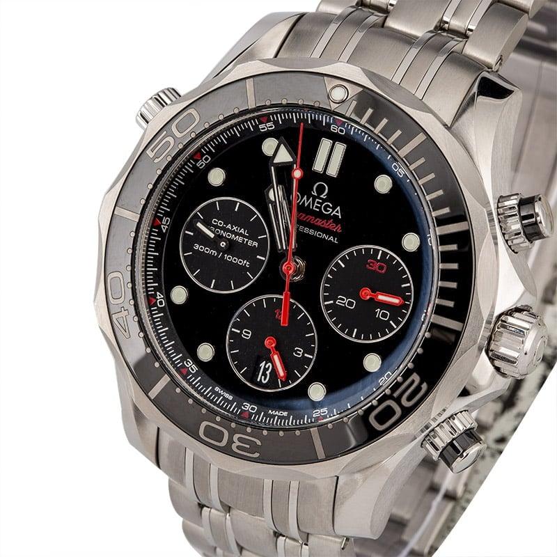 Seamaster Diver 300M Co-Axial Chronograph