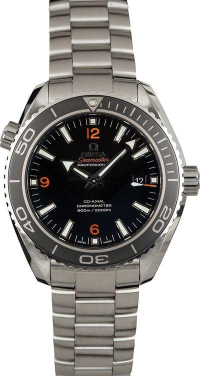 Rolex Sea-Dweller vs. Omega Planet Ocean