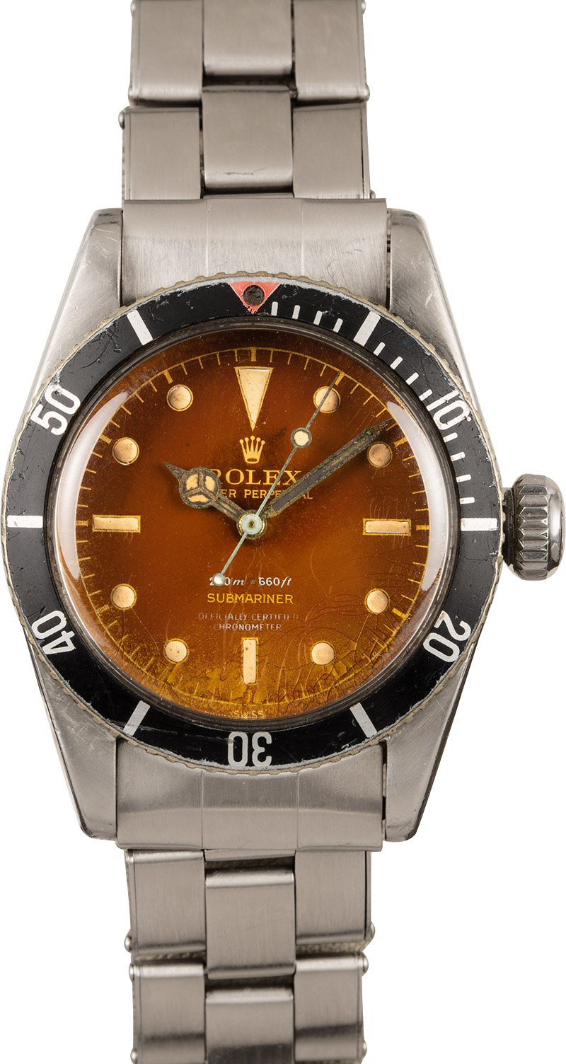 Sotheby's and Bob's Watches