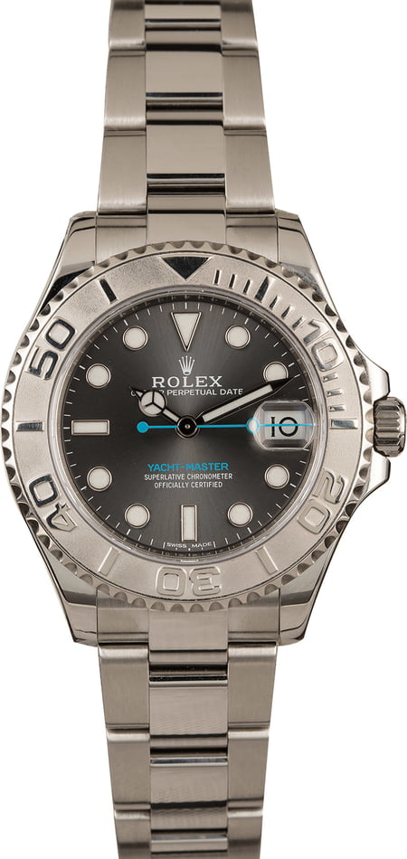 Mid-Size Rolex Watches - Yacht-Master 268622