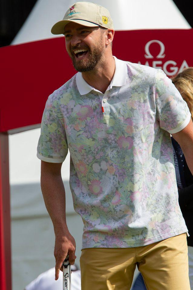Omega Celebrity Masters - Justin Timberlake