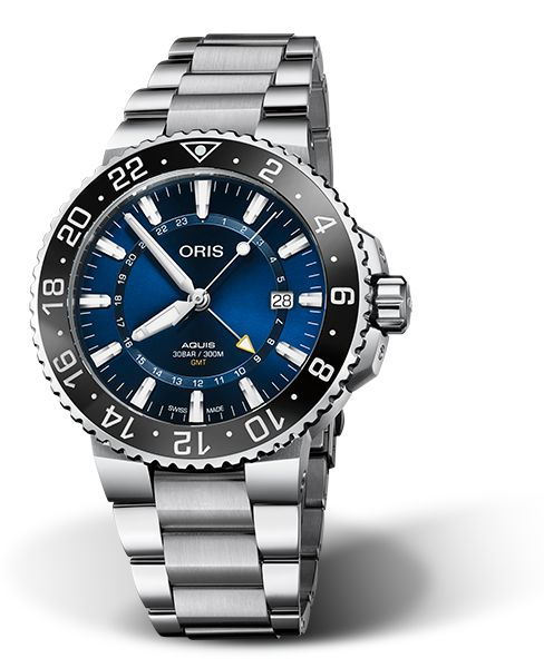 Oris Aquis GMT