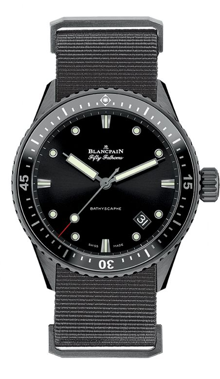 Rolex Submariner Alternatives Blancpain