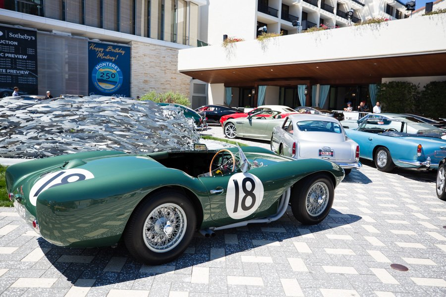 RM Sotheby's Monterey Car Week 2019