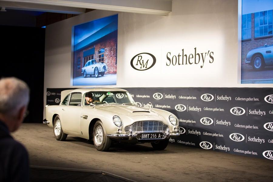 Monterey Car Week 2019 RM Sotheby's