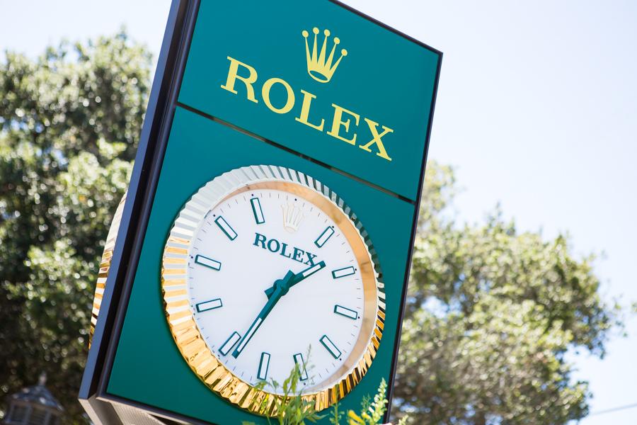 Monterey Car Week Rolex