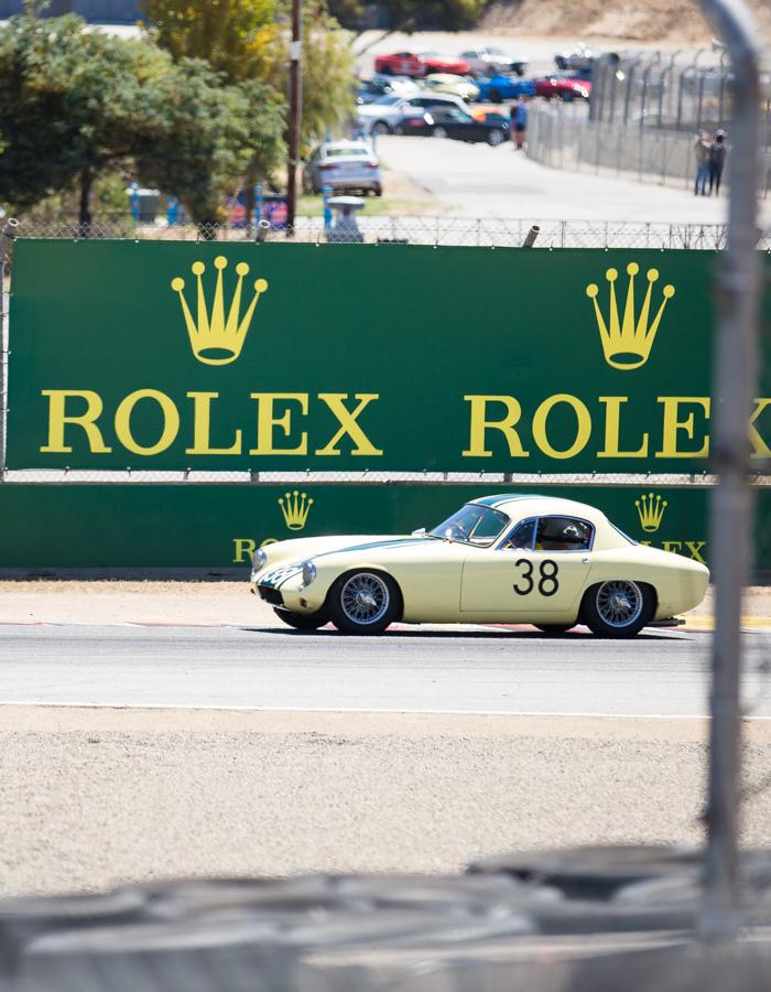 Monterey Car Week Rolex Motorsports Reunion 2019