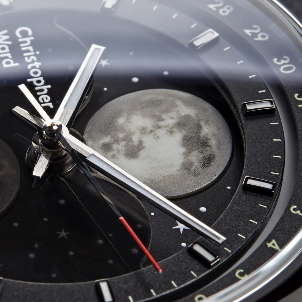Christopher Ward moon phase