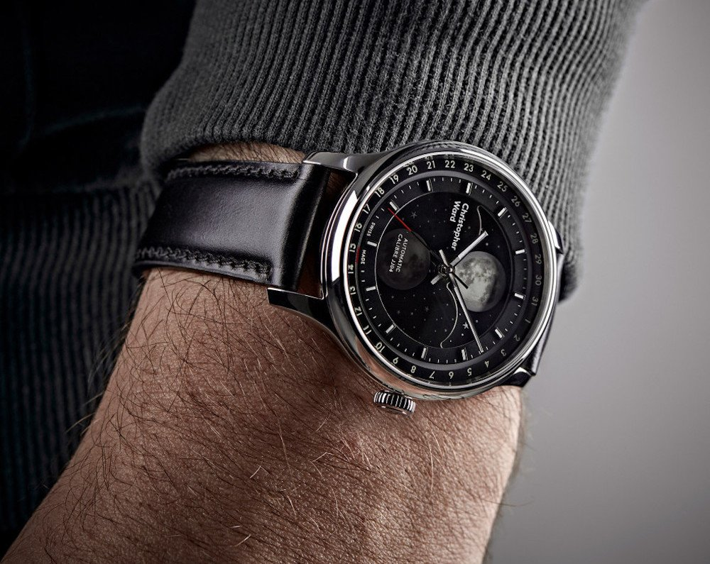 Christopher Ward Moon Watch