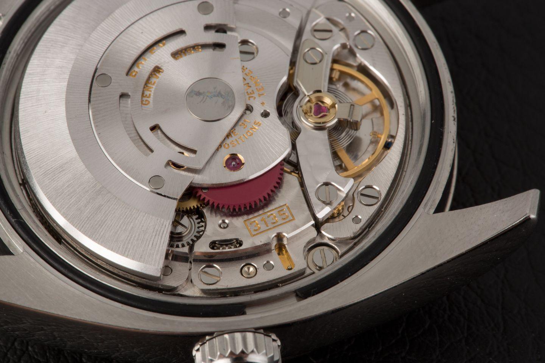 Rolex watch movement Caliber 3135