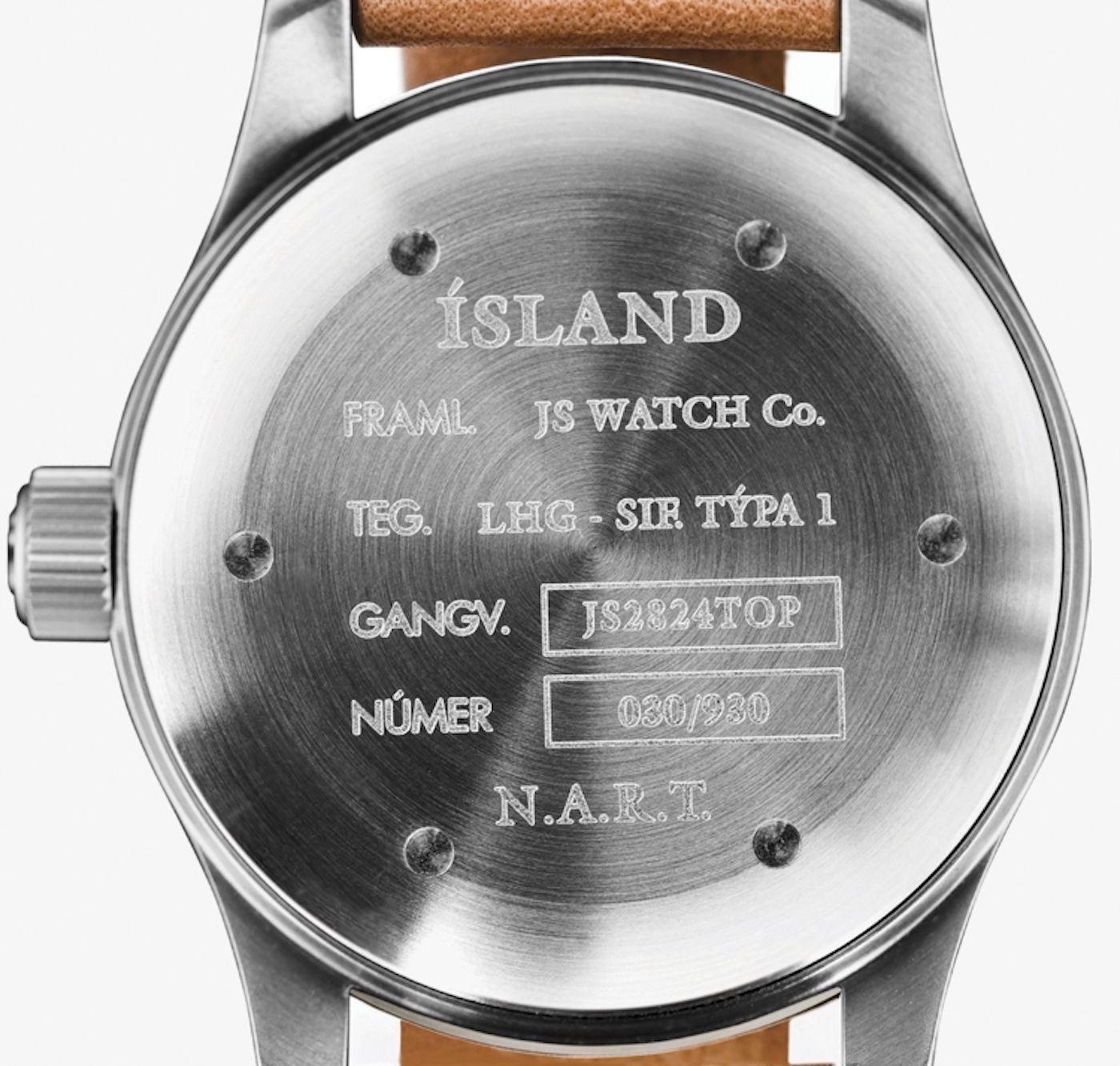 JS Watch Company