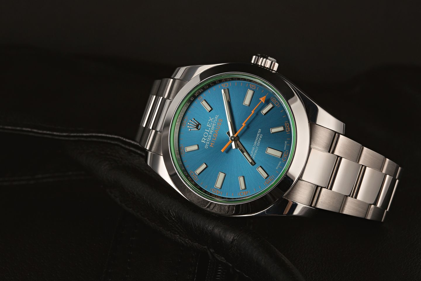 Rolex Milgauss Z,Blue Dial Review , Bob\u0027s Watches