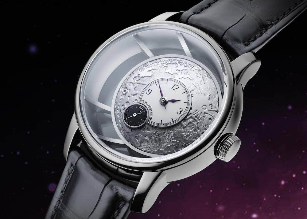 Moritz Grossmann Moon Watch