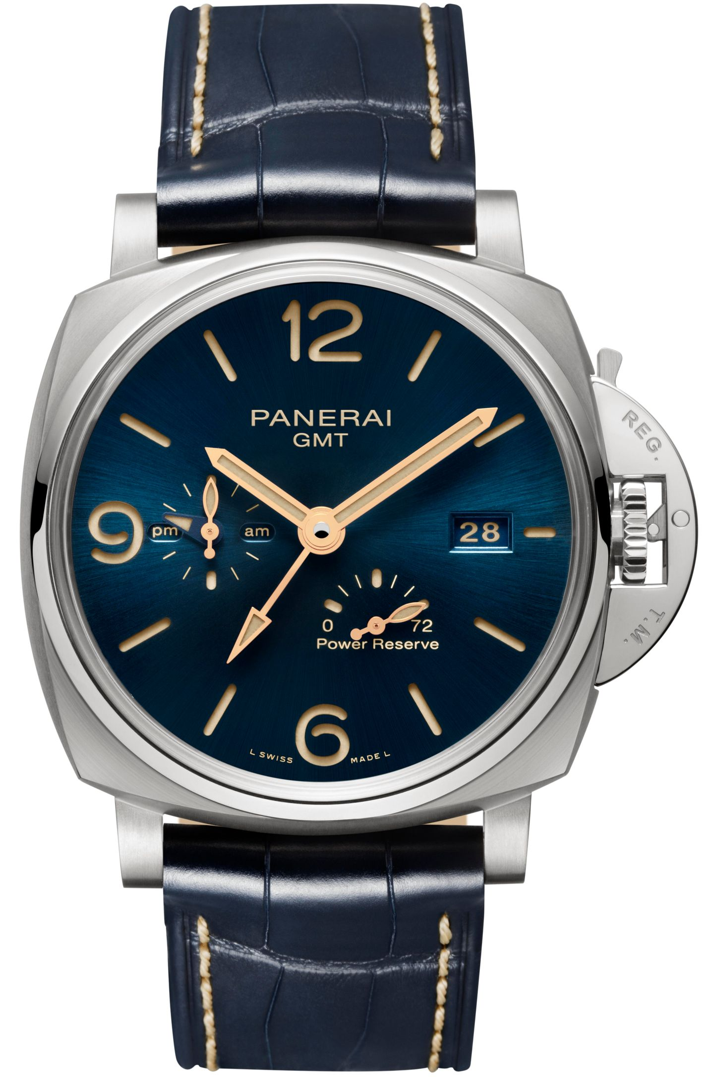 Panerai Luminor Due GMT PAM00964