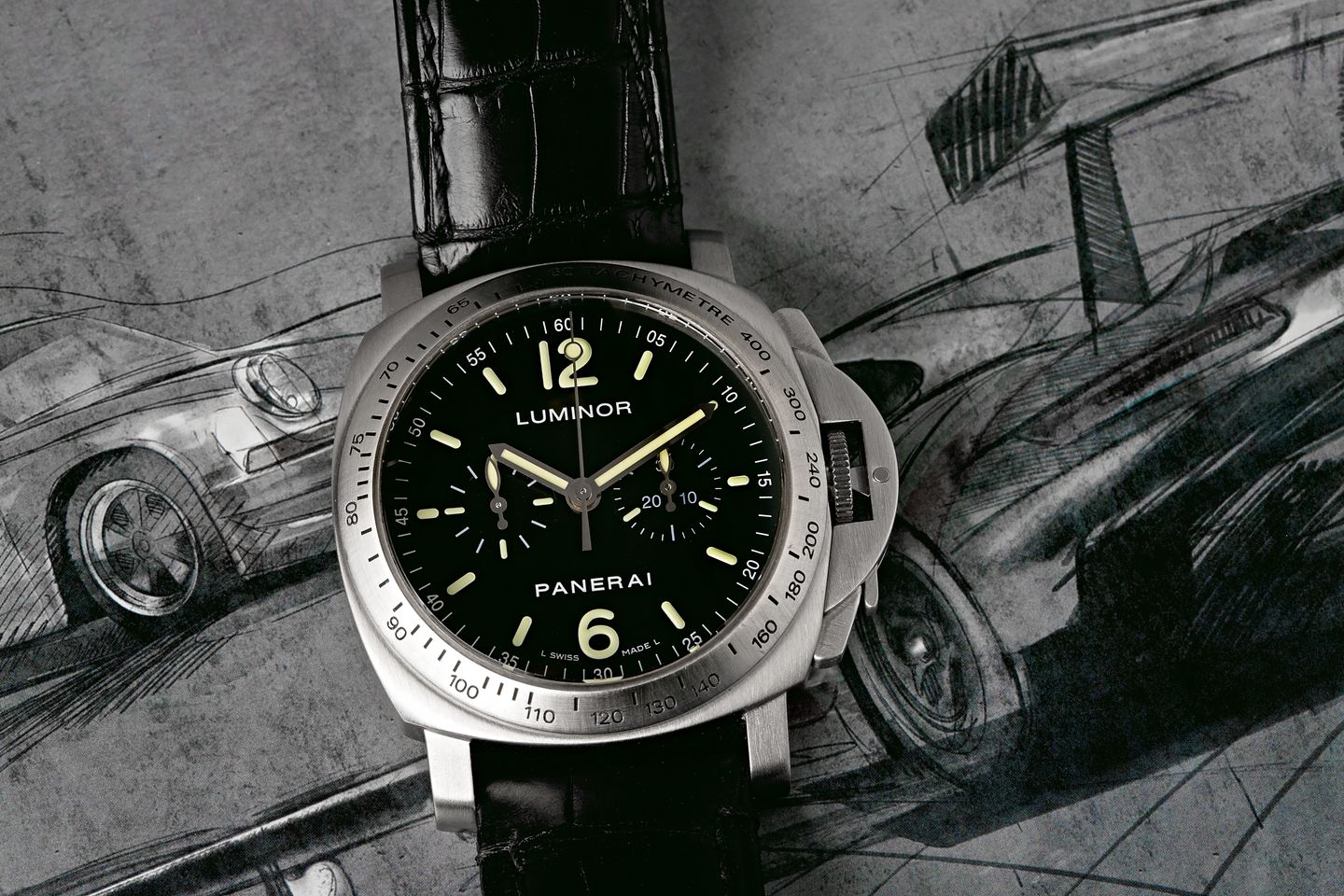 Officine Panerai Luminor Chronograph