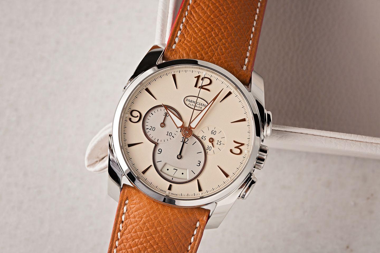Parmigiani Fleurier Tonda Metrographe - Bob's Watches