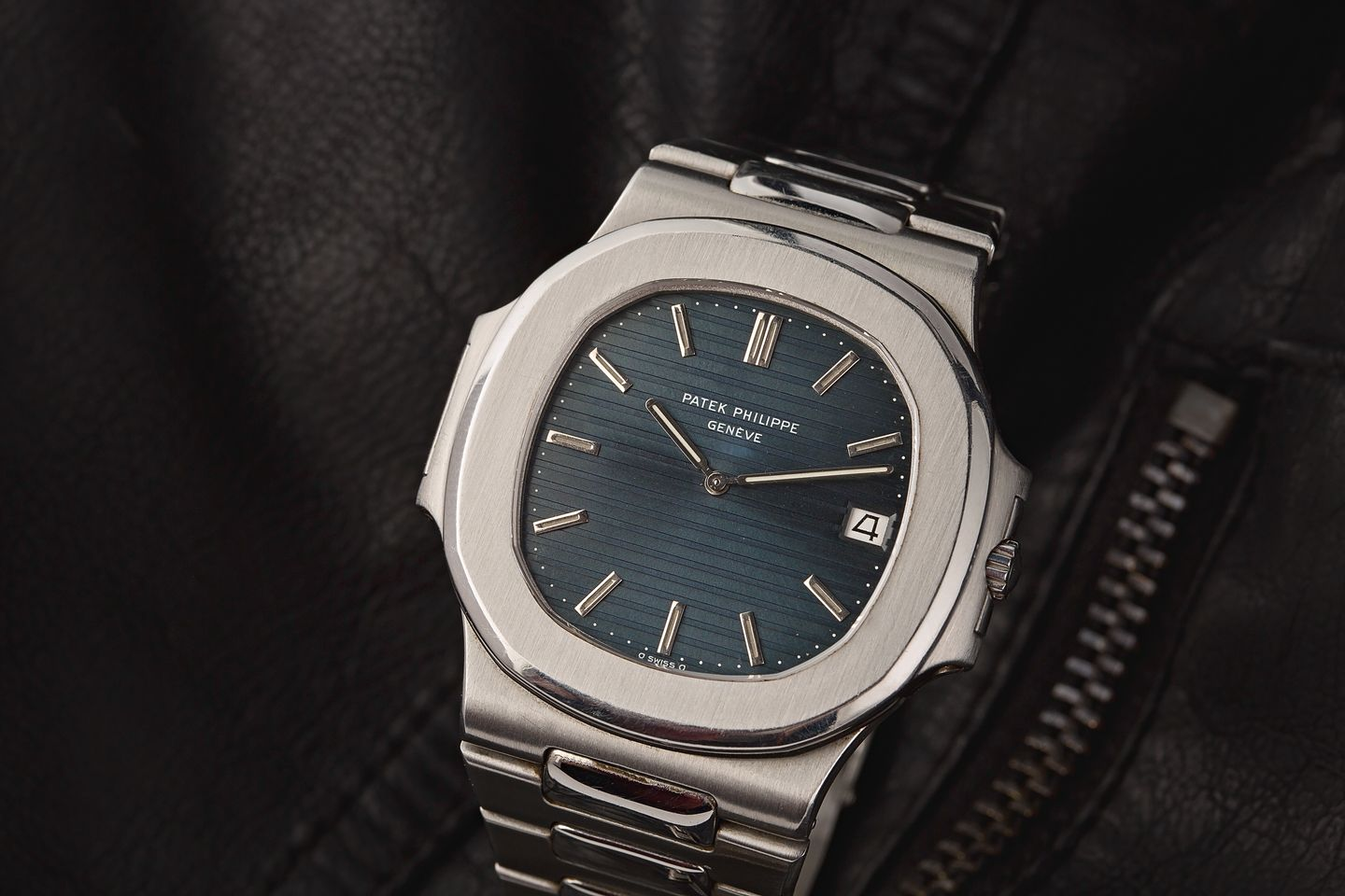 Patek Philippe Aquanaut or Nautilus