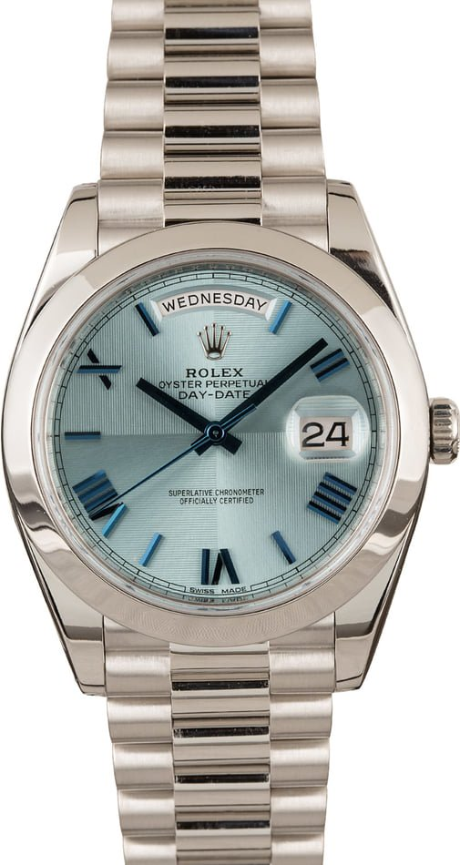 Mid-Size Rolex Watches - Day-Date 228206