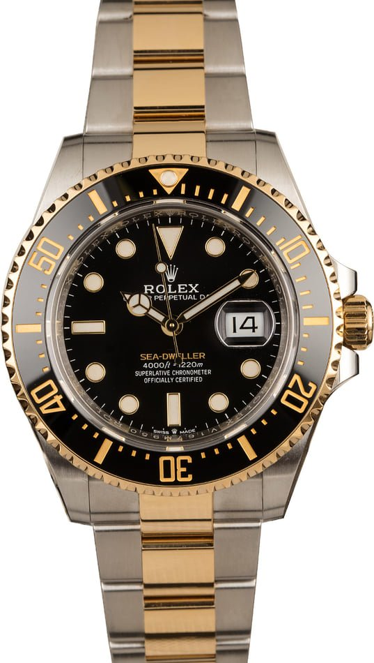 Rolex Rolesor Sea-Dweller 126603