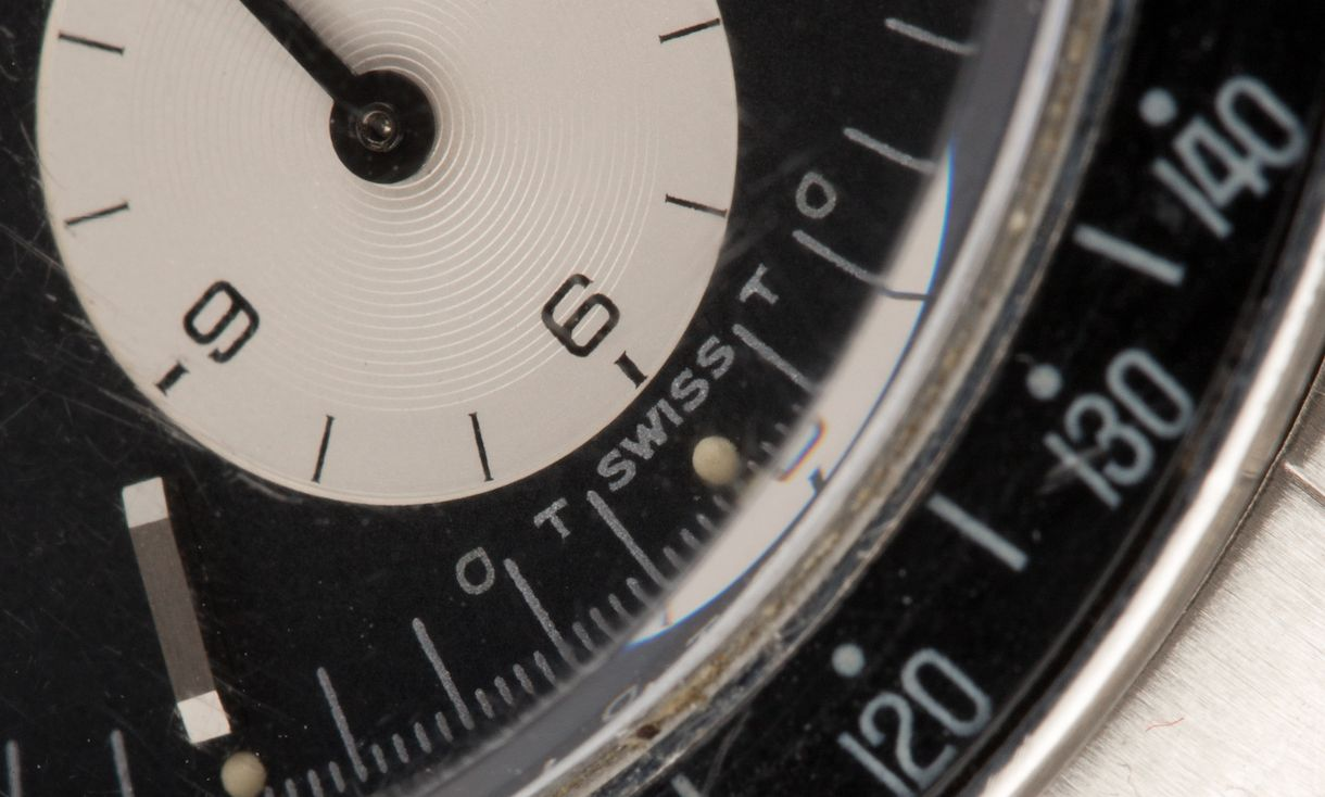 daytona 6263 rolex sigma dial