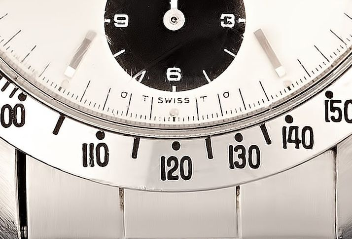 daytona 6265 Rolex Sigma Dial