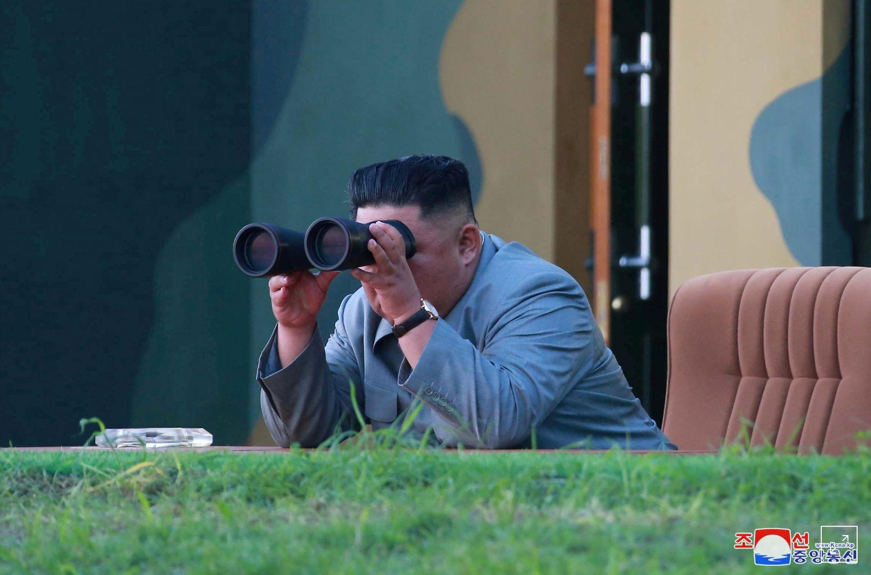 Kim Jong-Un IWC Portofino