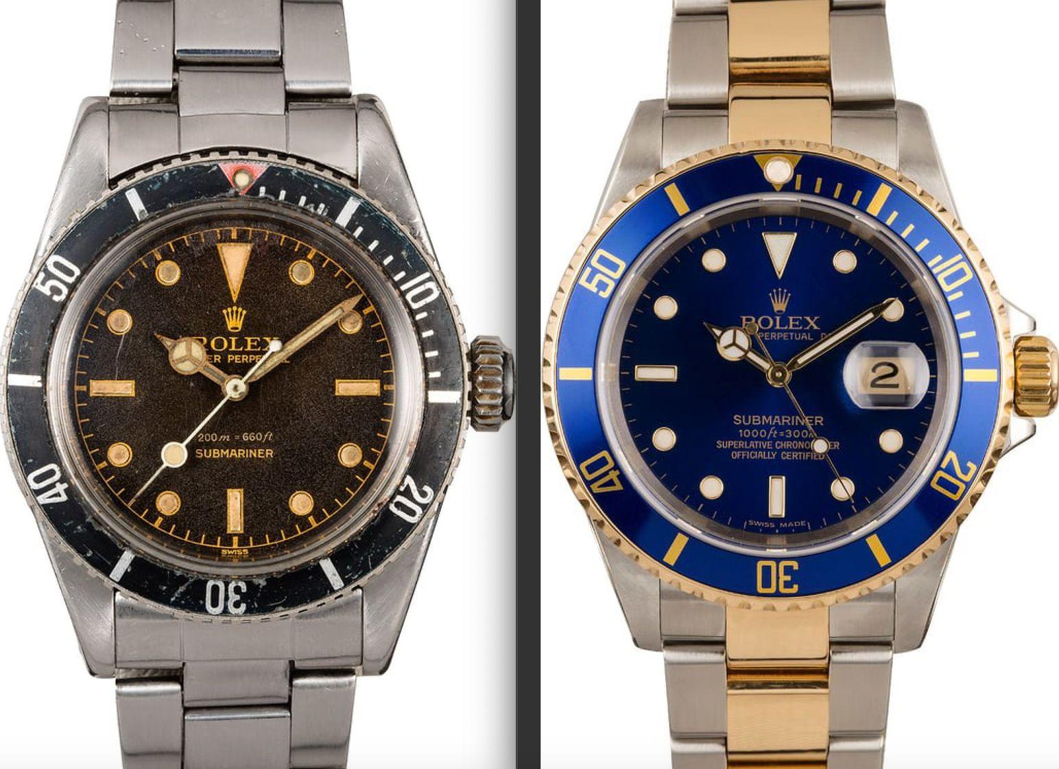 Rolex Submariner value