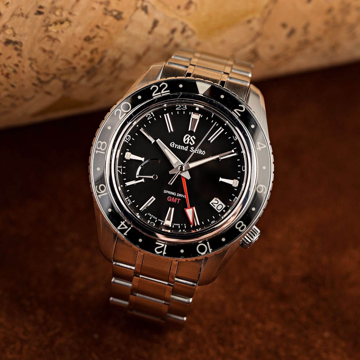 GMT Watches Grand Seiko Sport Spring Drive SBGE201
