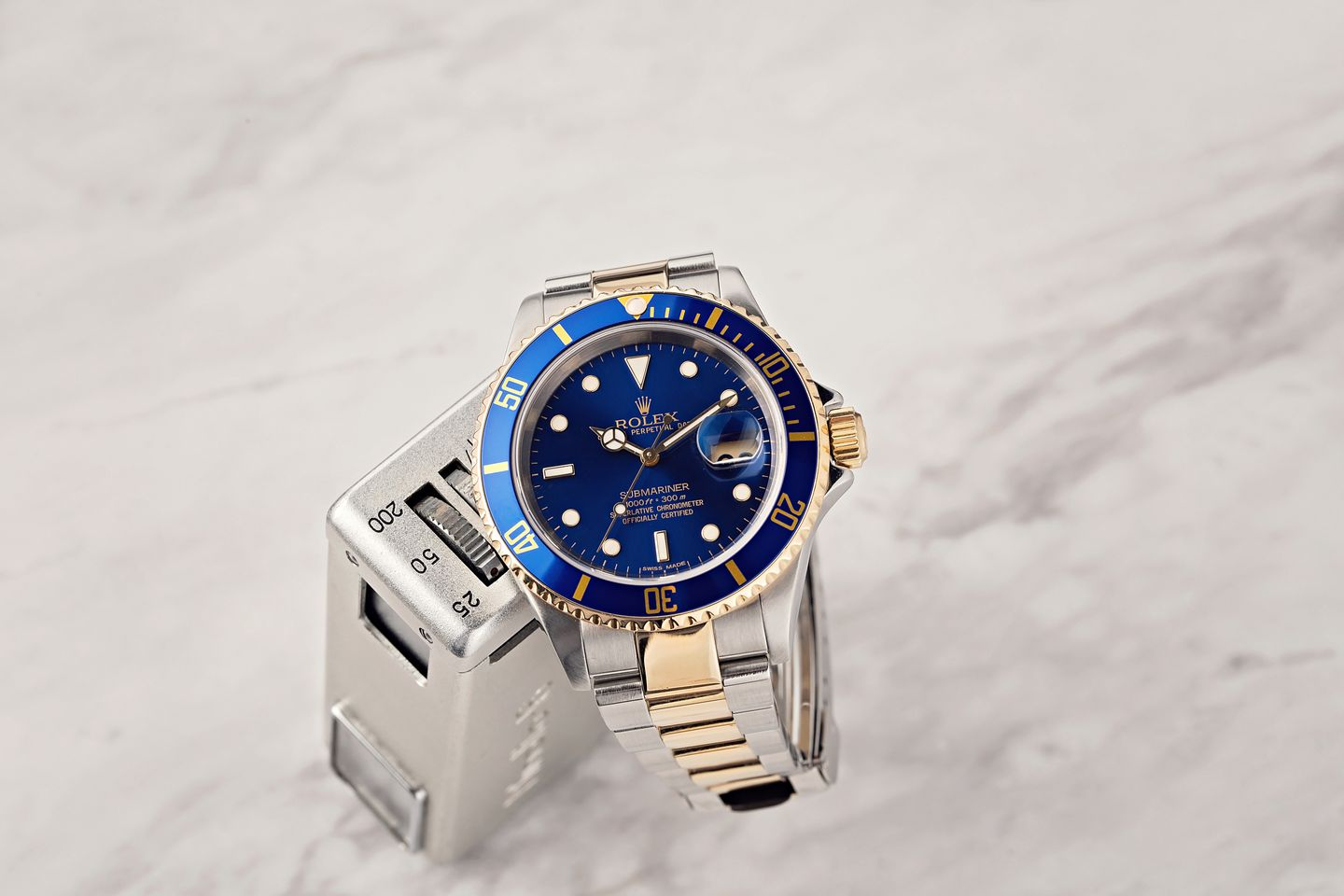 Two-Tone Rolex Submariner 16613 Review