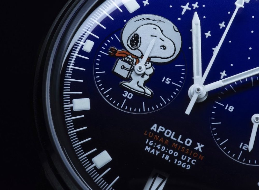 UNDONE × Peanuts Moon Watch