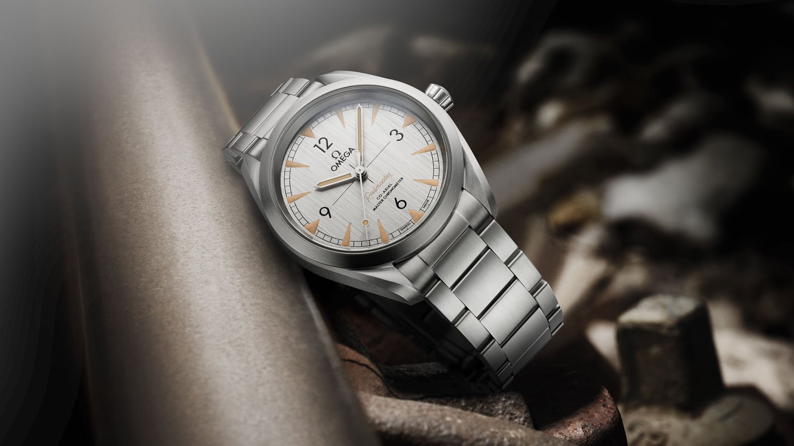 Omega Railmaster Chronometer