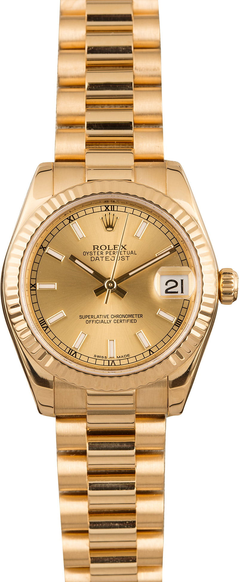 Sylvia Earle Rolex Lady President