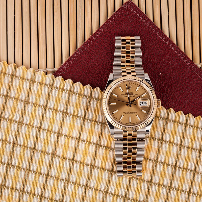 Rolesor Rolex Datejust 36