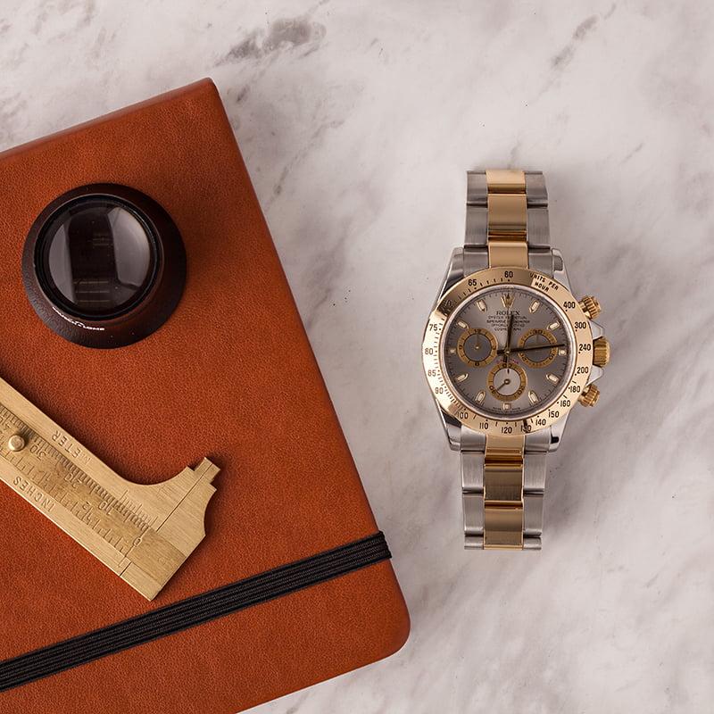 Rolesor Daytona watches