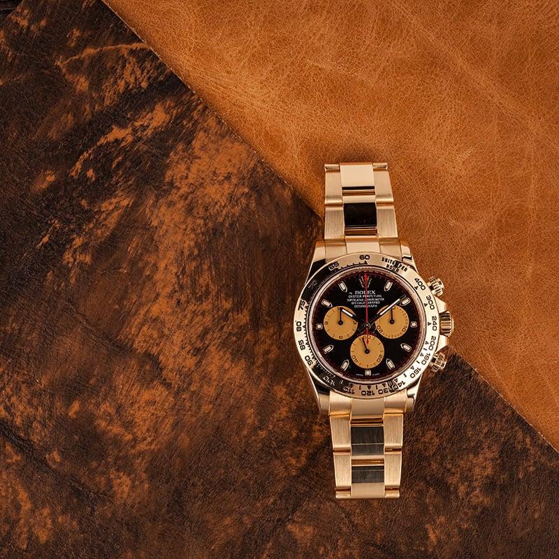 18k Daytona watches
