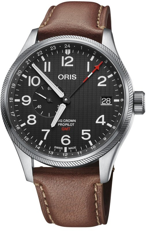 Oris Big Crown ProPilot GMT Reno Air Race Edition