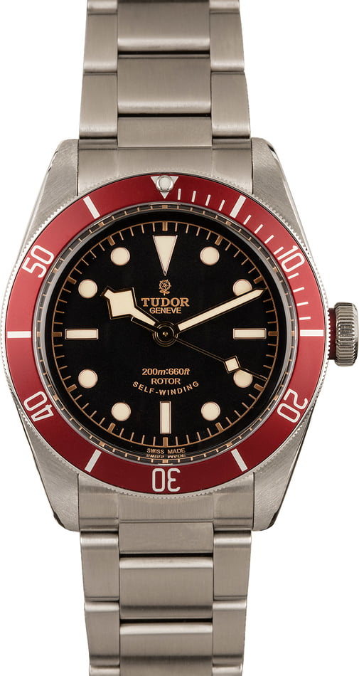 Watches for Fall - Tudor Heritage Black Bay