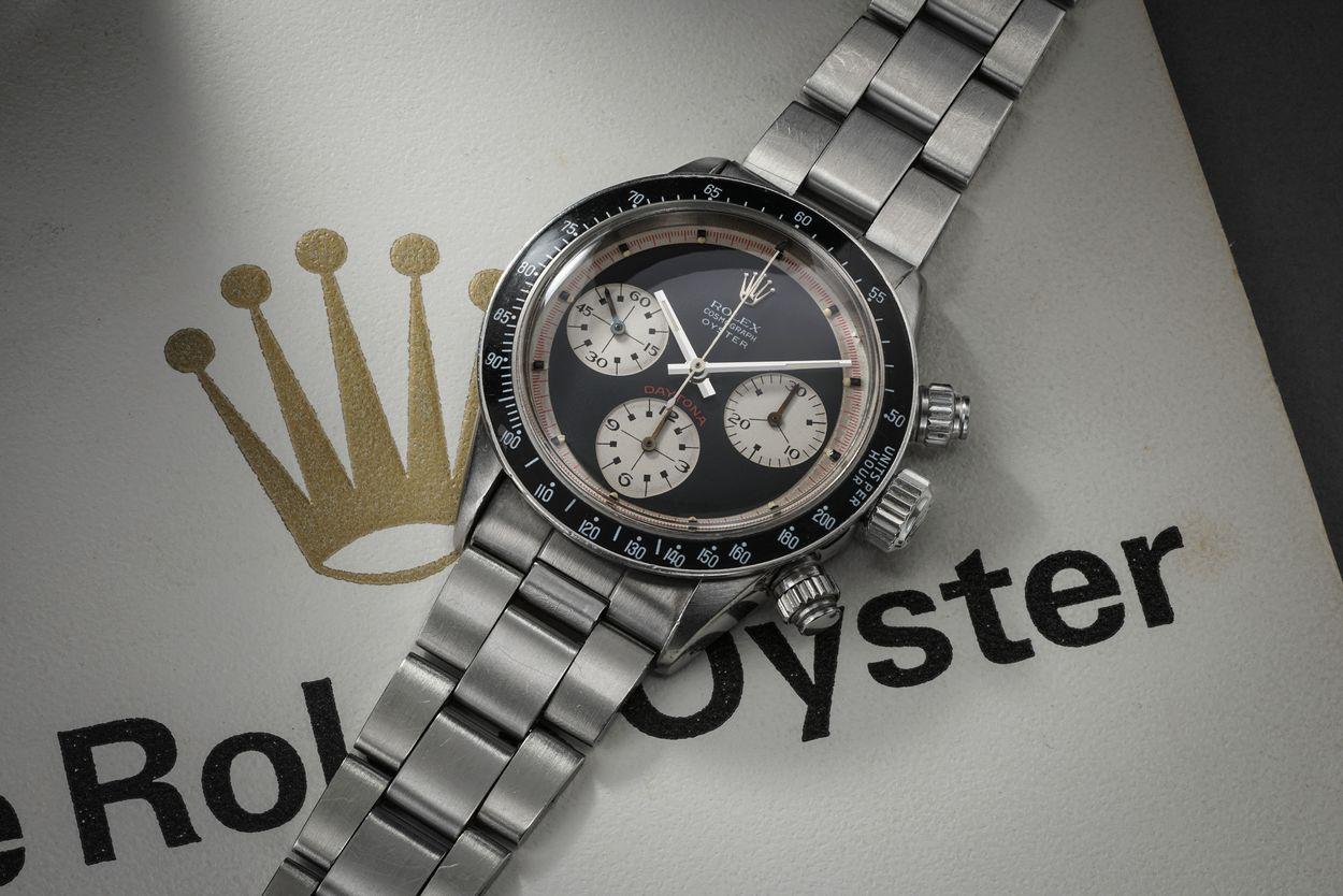 Philips Auction Paul Newman Daytona
