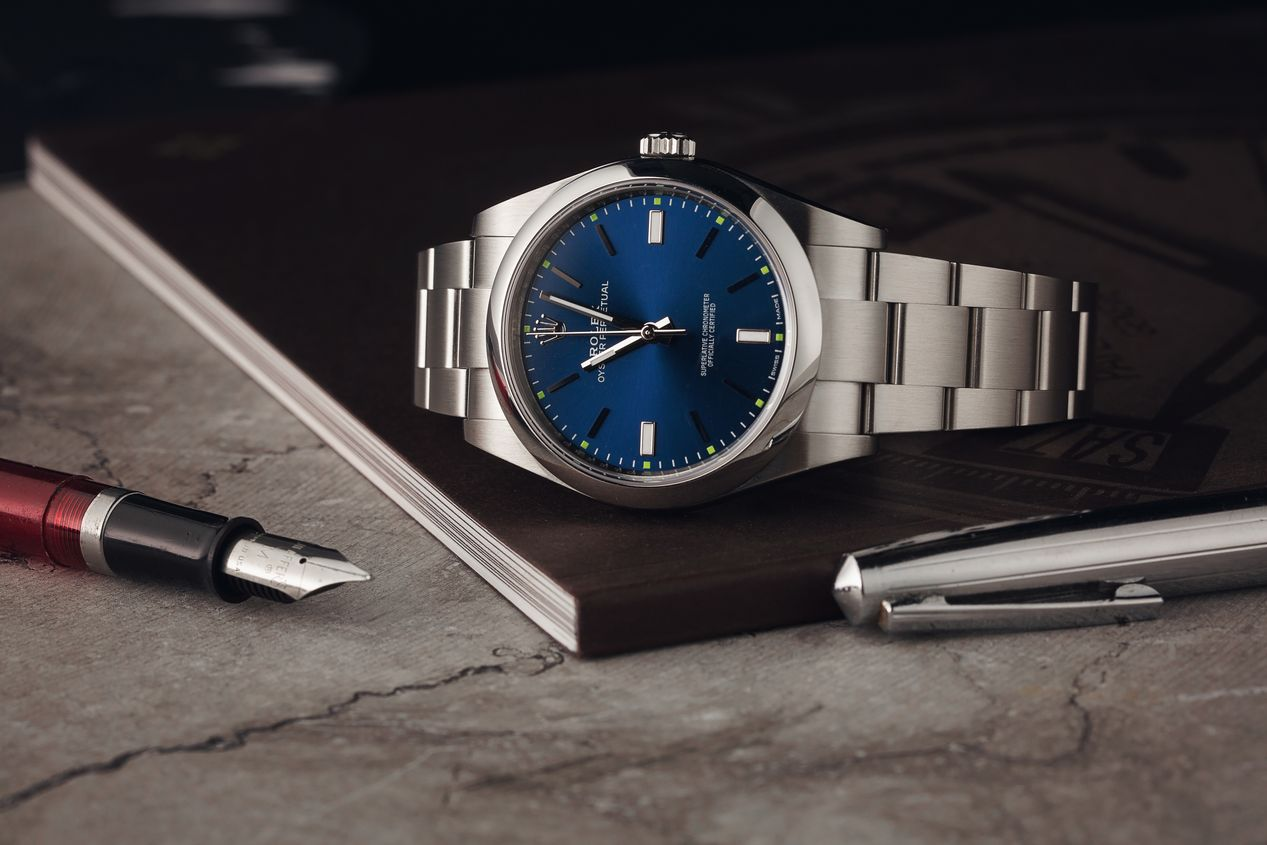 Rolex Oyster Perpetual Watch Facts
